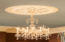 Chandelier in the Grand Ballroom