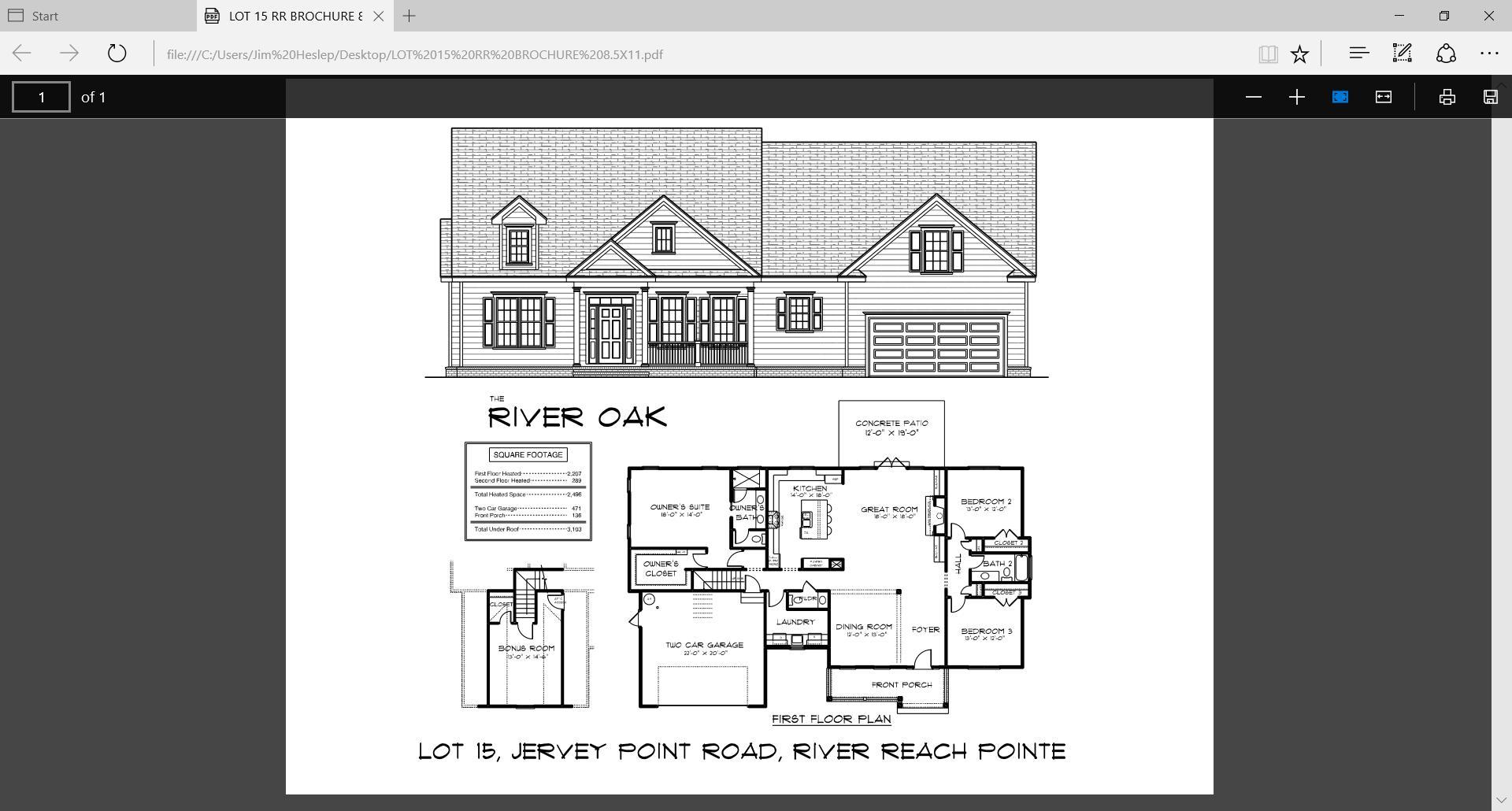 1002 Jervey Point Road Charleston, Sc 29492