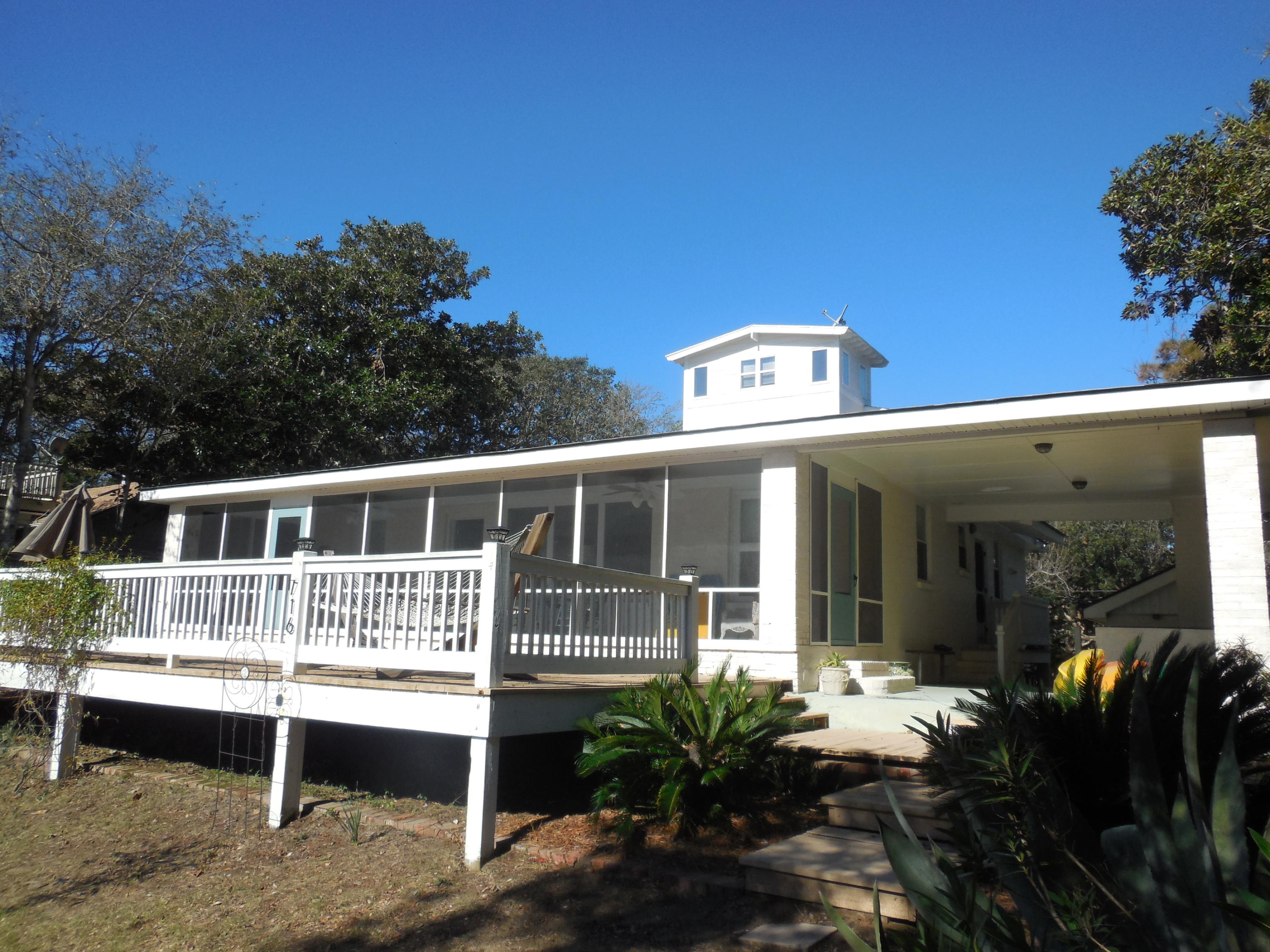 716 E Ashley Avenue Folly Beach, Sc 29439