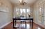 Office Sunroom Formal Dining or Art Studio