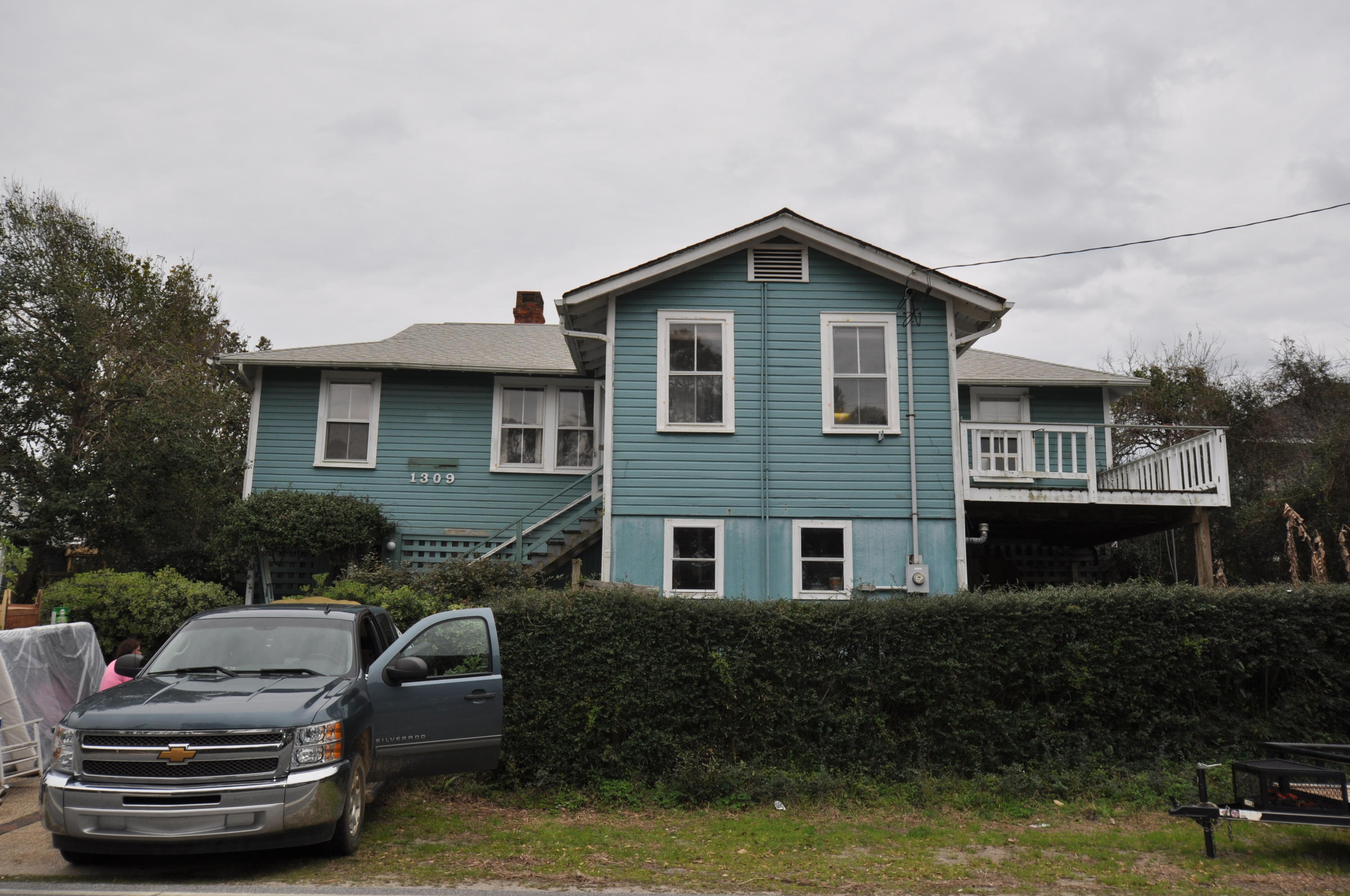 1309 E Ashley Avenue Folly Beach, Sc 29439