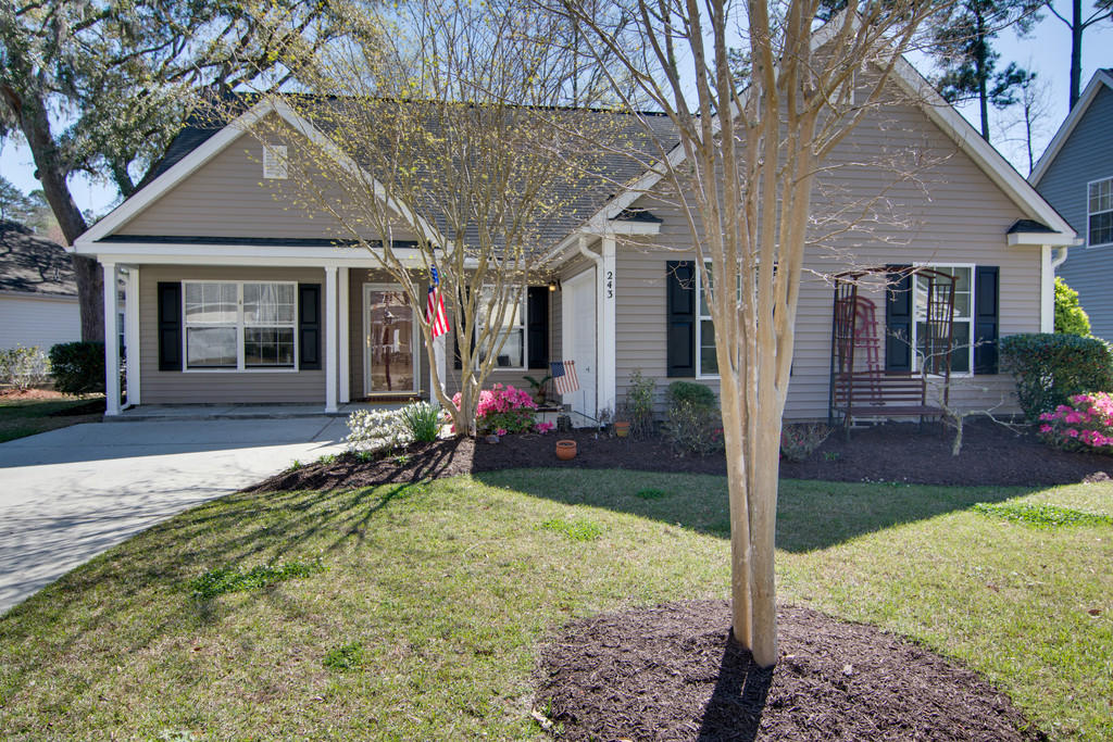 243 Eagle Ridge Road Summerville, Sc 29485