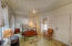 Unit C - studio apartment with lots of natural light