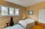 Unit A: First floor Bedroom