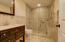 Unit A: Second Floor Master Bath