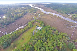 5+ acres with Wando River & Tidal Creek frontage!