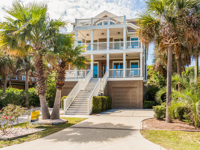 508 W Ashley Avenue Folly Beach, SC 29439