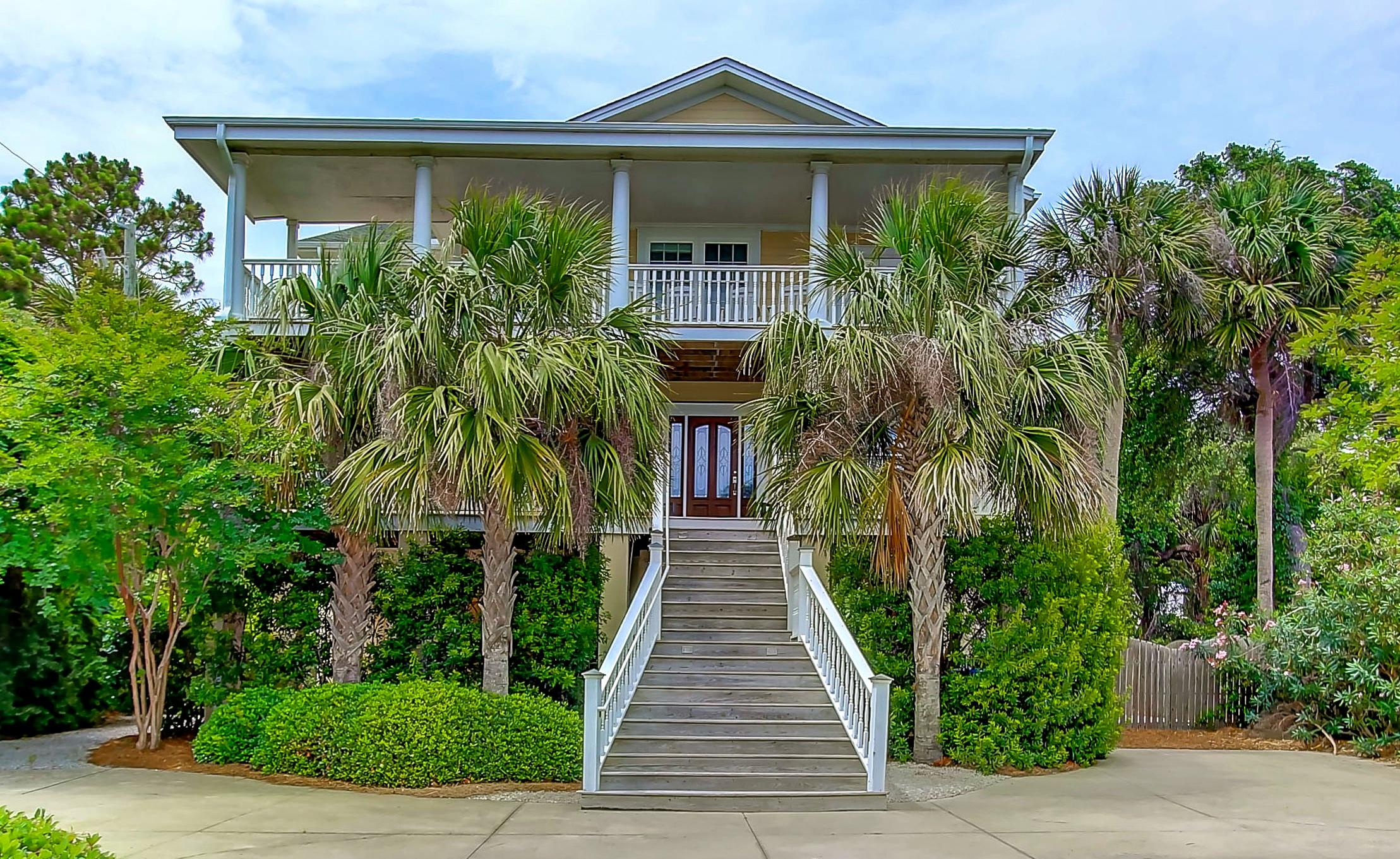 512 West Ashley Avenue Folly Beach, Sc 29439