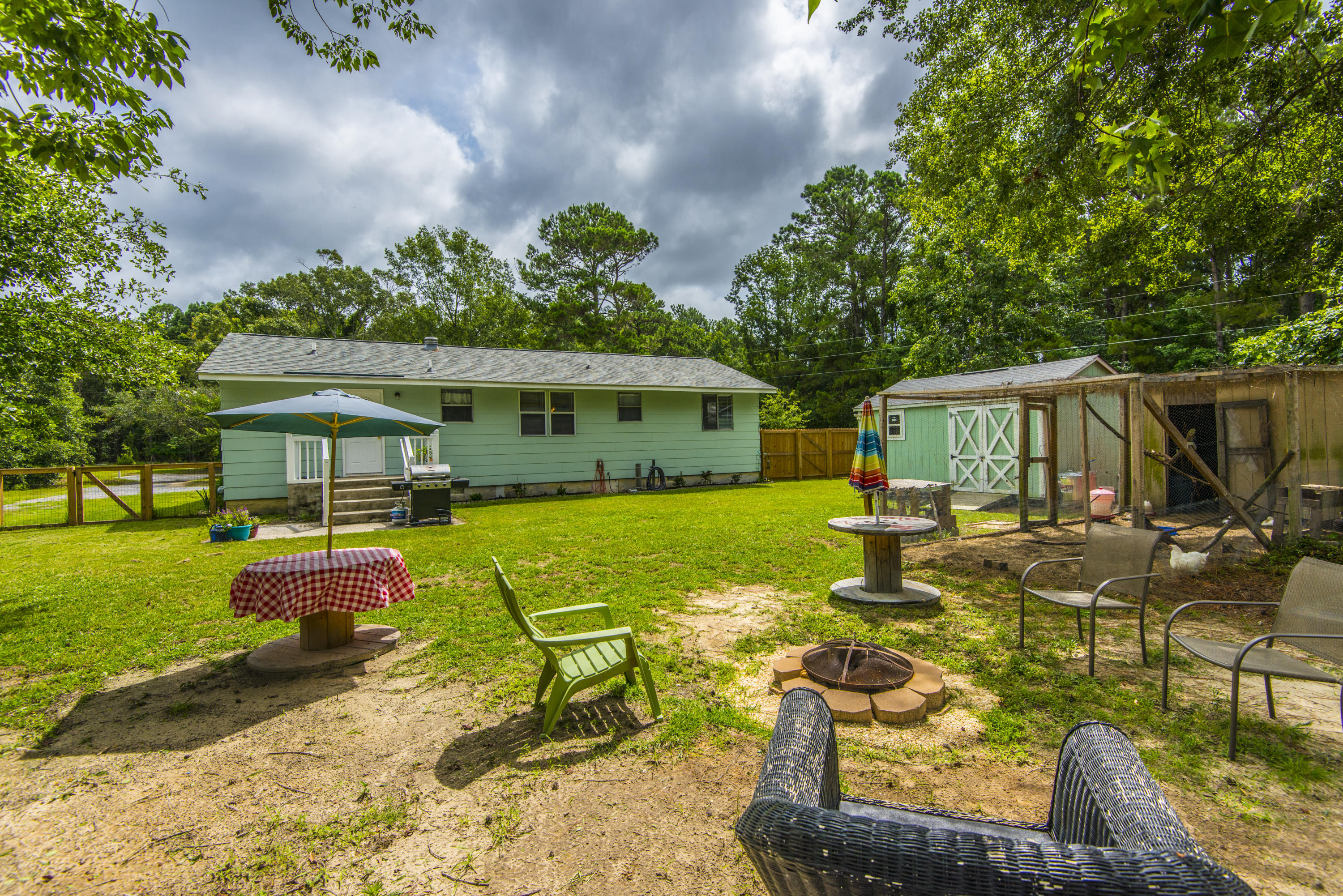 Beehive Plantation Homes For Sale - 1071 Bee Hive, Awendaw, SC - 34
