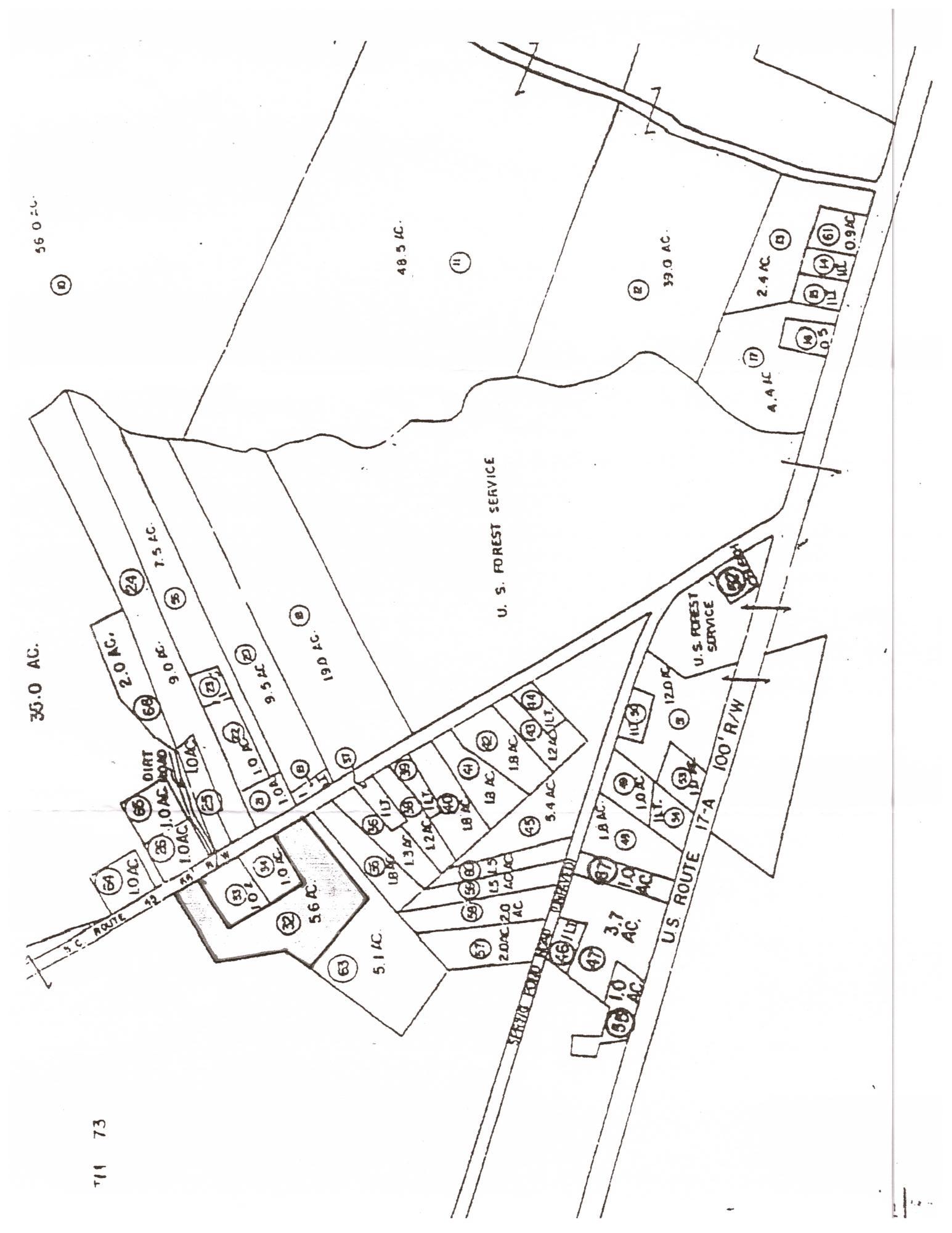 Hwy. 45 Alvin, SC 29479