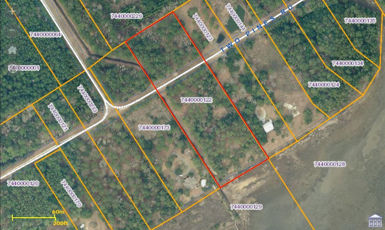 006 Two Pine Road Mcclellanville, SC 29458