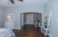 Bedroom w/ on Suite