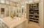 Incredible closet