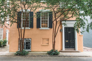 Traditional Ansonborough Charleston Single Home