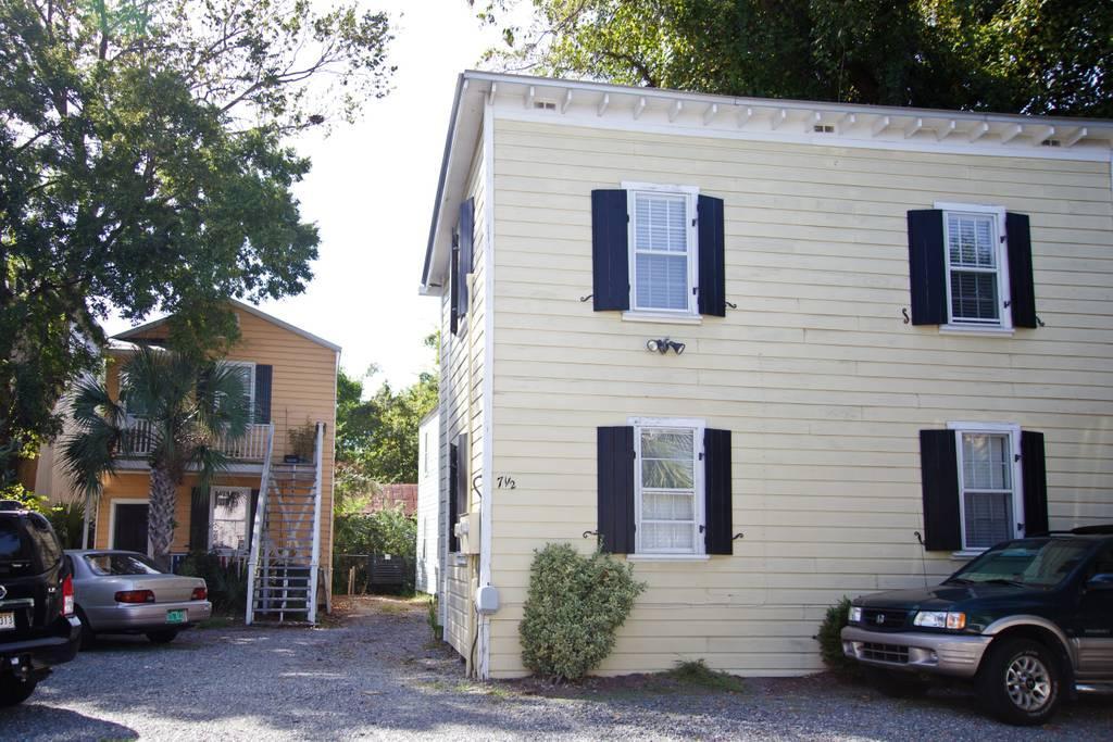 7 7 1/2 B Kracke Street Charleston, Sc 29403