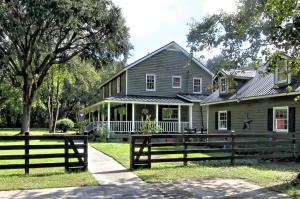 Farmhouse on 3.96 acres with quick access to Highway 17