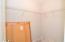 Guest bedroom 1 walk-in closet
