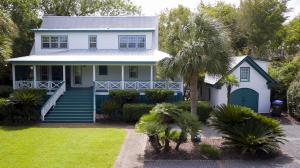 Classic Island Home.
