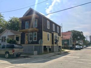 11 Norman under construction - 10/5/2017 - Siding going on! A gorgeous new home in the Westside