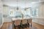 Custom kitchen with SubZero, Wolfe and Miele appliances