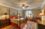Relax in the spacious 1st floor guest room