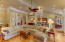 Beautiful, open plan into the eat-in kitchen with direct access to the Screen Porch.