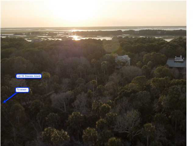 Dewees Island Lots For Sale - 307 Pelican Flight, Dewees Island, SC - 0