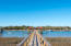 Shared boardwalk to pier head