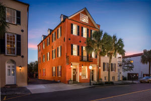 One of Charleston most iconic homes, nestled in the historic district.