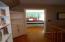 Upstairs hallway - hardwood floors throughout!