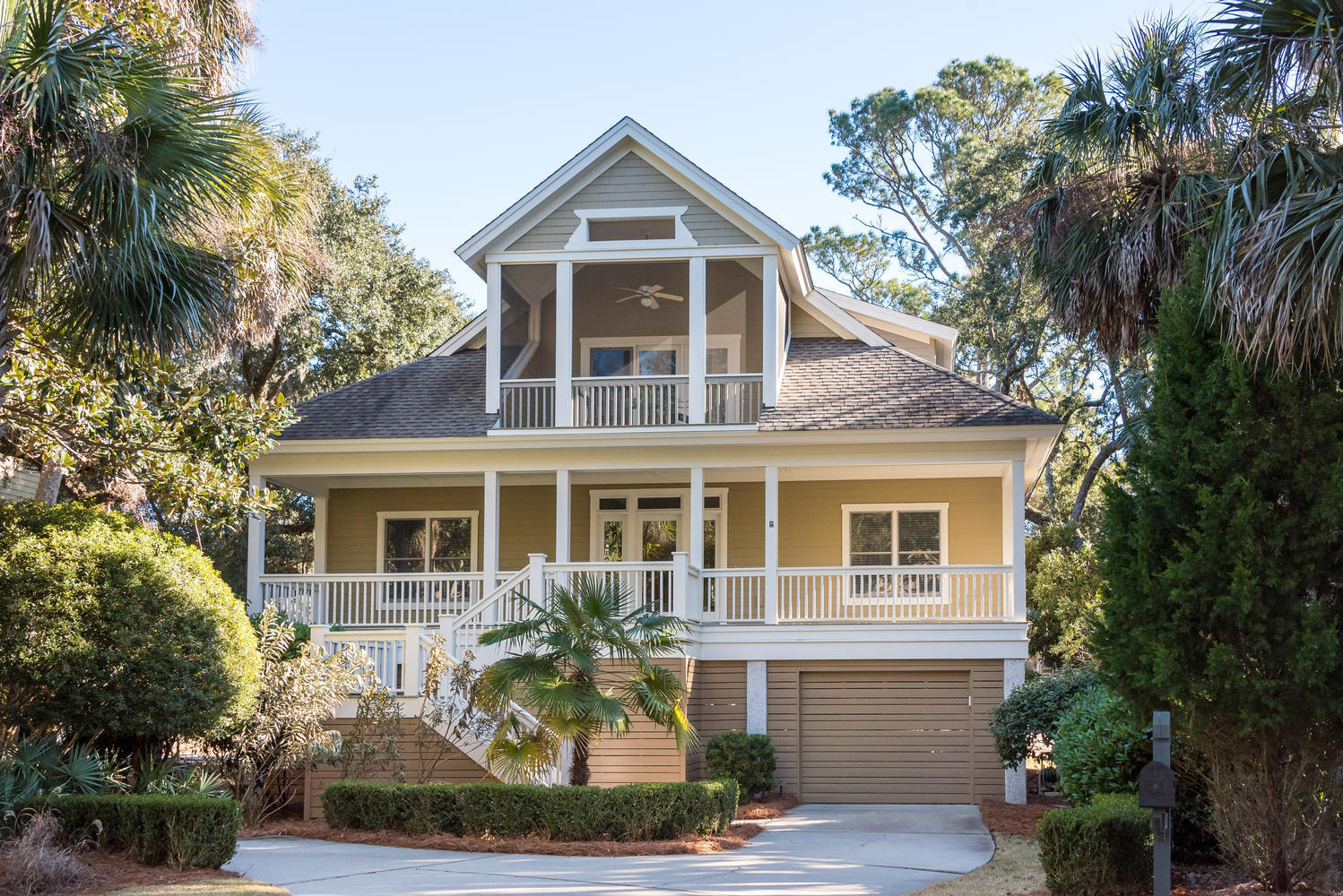 1021 Crooked Oak Lane Seabrook Island, SC 29455