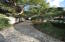 Driveway from guest house
