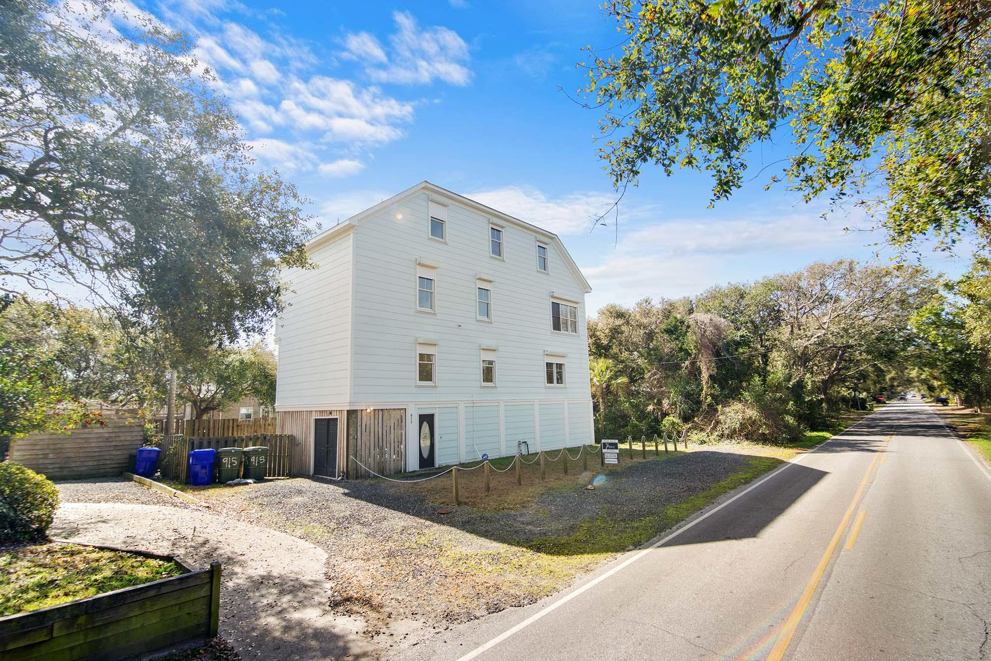915 E Ashley Avenue Folly Beach, Sc 29439