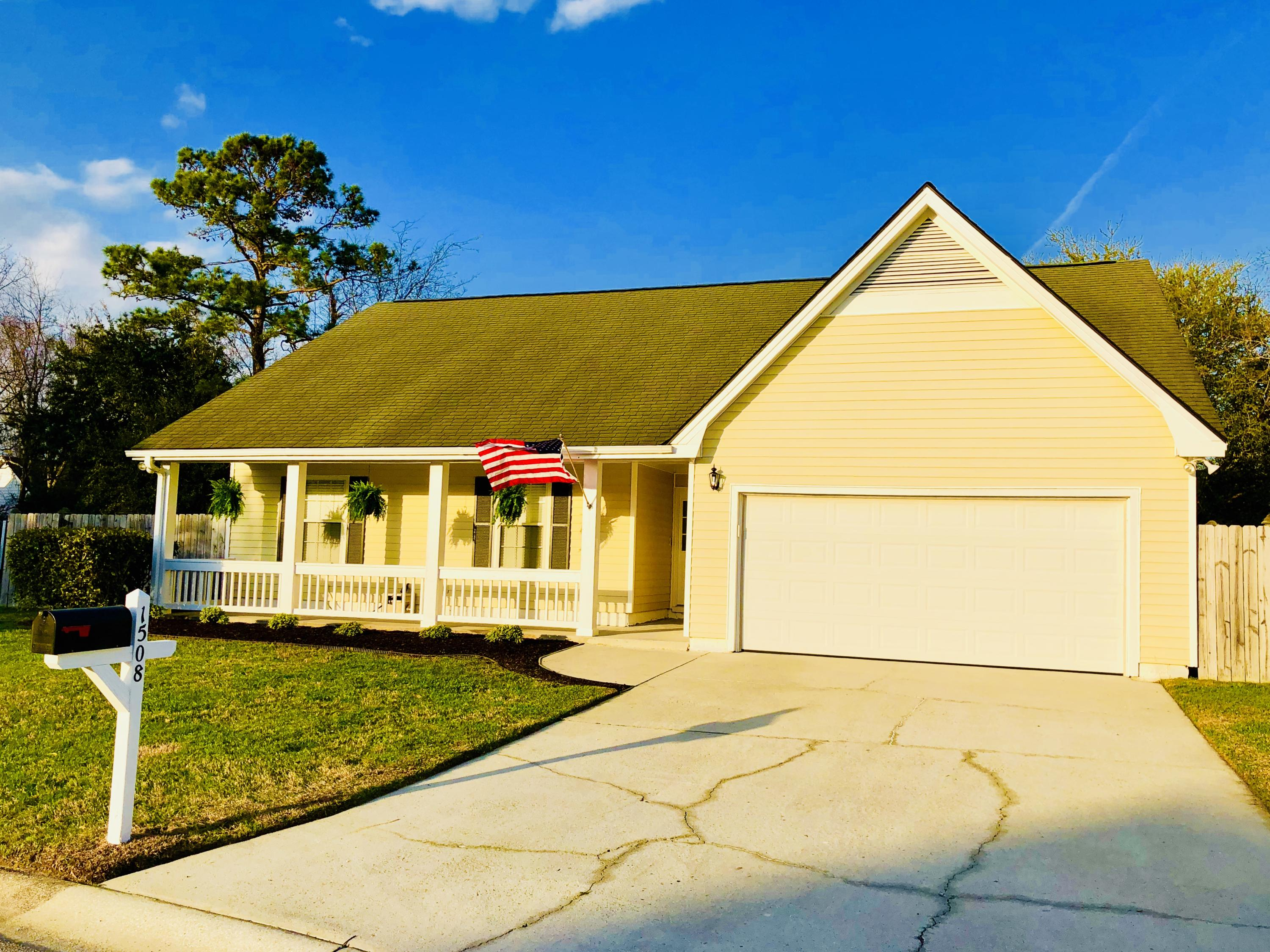 1508 Canton Square Mount Pleasant, Sc 29464