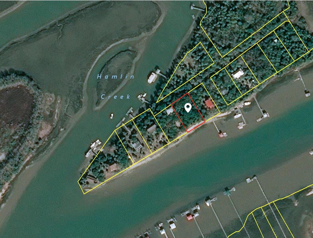 Goat Island Lots For Sale - 2325 Captain John Hutt, Isle of Palms, SC - 7