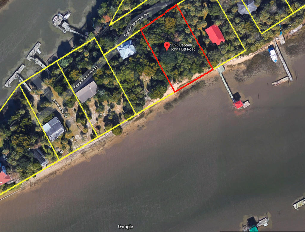 Goat Island Lots For Sale - 2325 Captain John Hutt, Isle of Palms, SC - 4