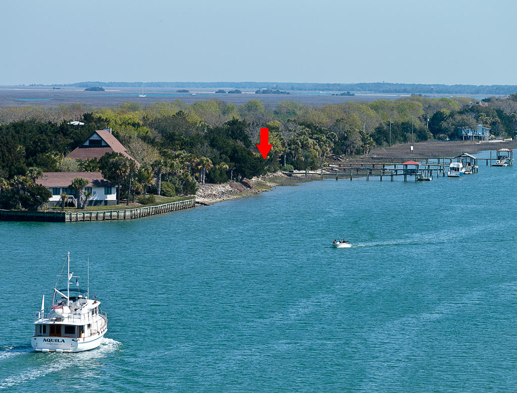Goat Island Lots For Sale - 2325 Captain John Hutt, Isle of Palms, SC - 2