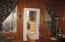 breakfast nook to enclosed porch