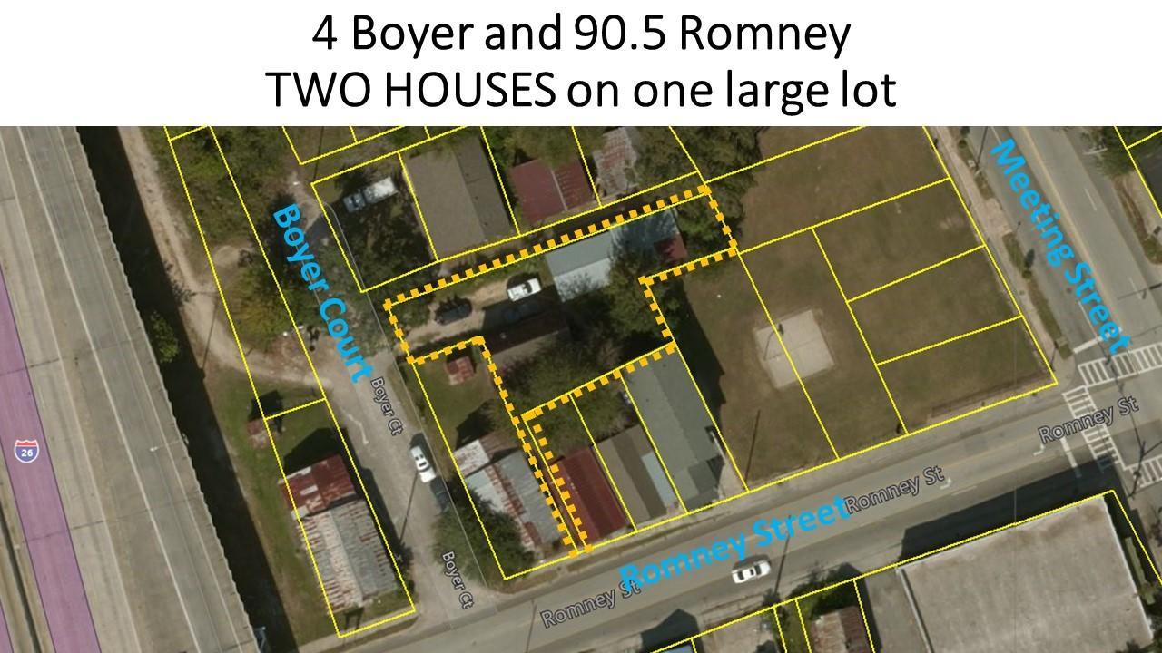 90 Romney Street Charleston, SC 29403