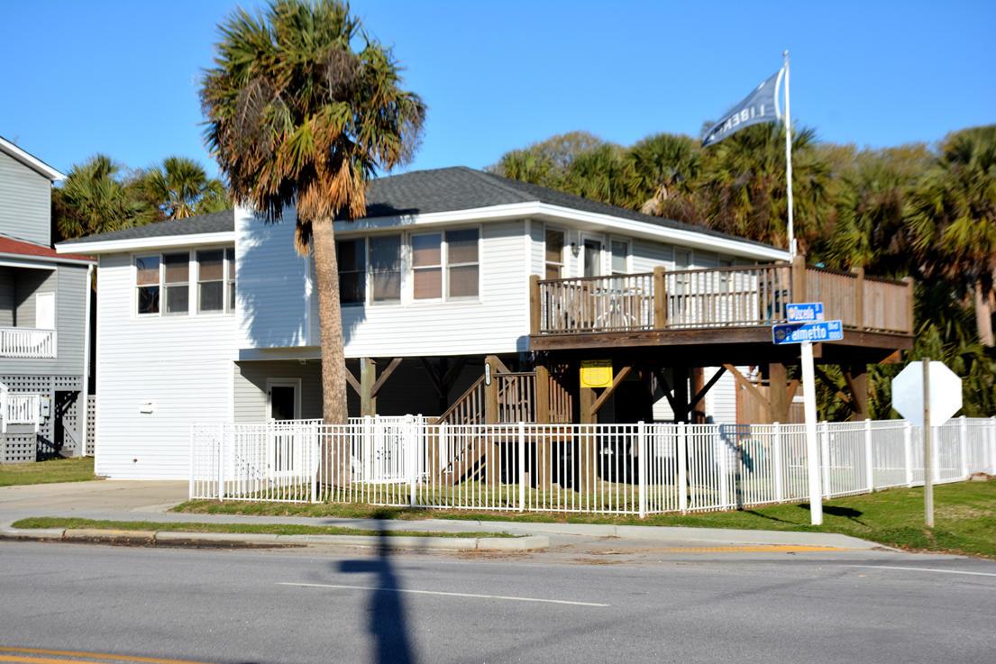 1001 Palmetto Boulevard Edisto Beach, SC 29438