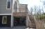 1 car garage under back deck