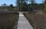Short dock on Awendaw Creek: Low-tide has 4' and High-tide has 8'
