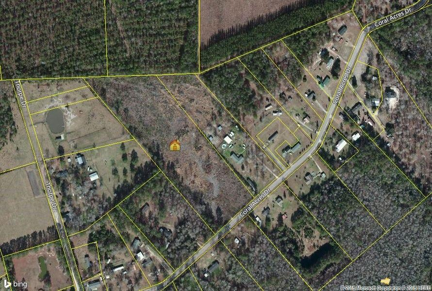 Coral Acres Road Moncks Corner, SC 29461