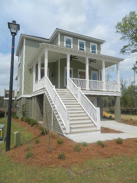 2640 Colonel Harrison Drive Johns Island, SC 29455
