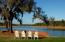 Awesome water views from golf clubhouse