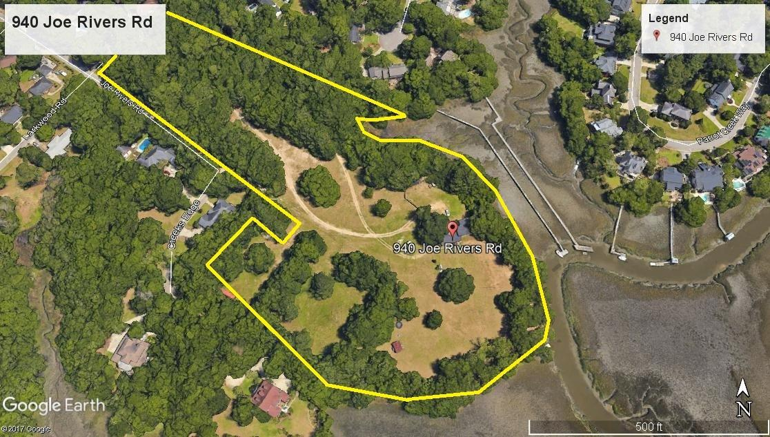Lighthouse Point Lots For Sale - 940 Joe Rivers, Charleston, SC - 10