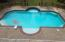 Refreshing saltwater pool, just in time for Summer. Recently replaced pool pump!