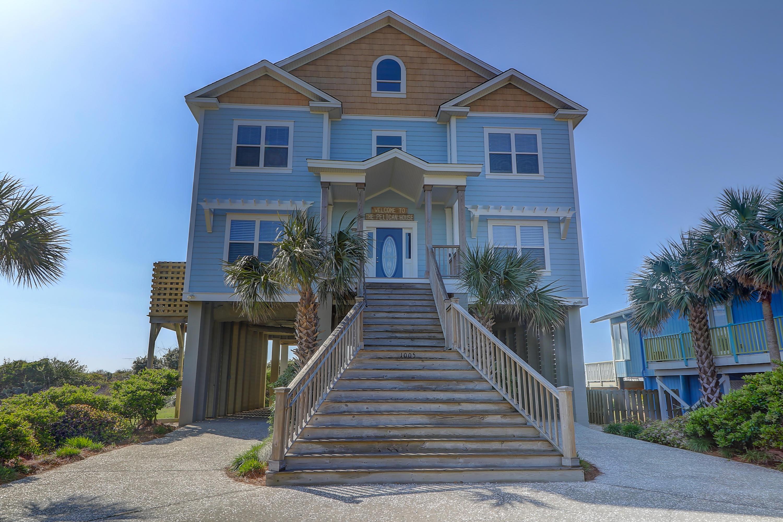 1005 W Ashley Avenue Folly Beach, Sc 29439