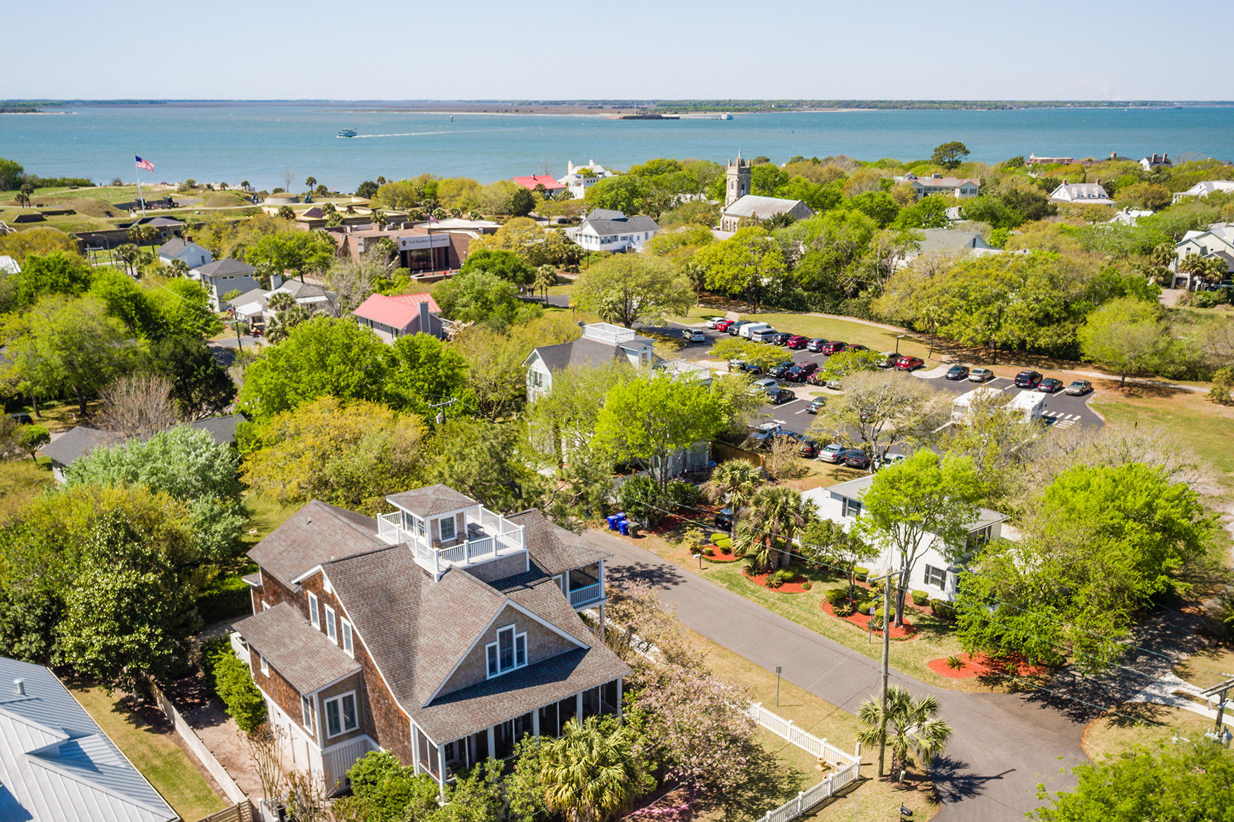 1301 Cove Avenue Sullivans Island, SC 29482