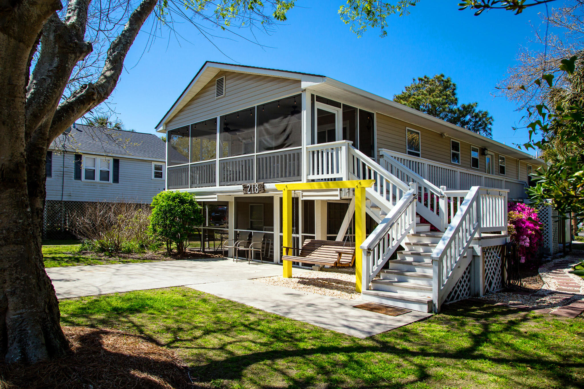 218 E Ashley Avenue Folly Beach, SC 29439